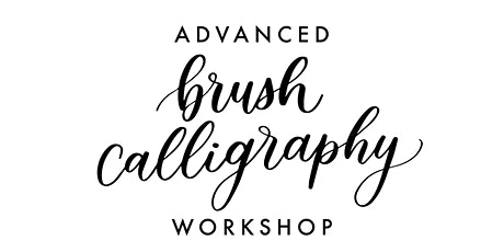 Advanced Brush Calligraphy Workshop tickets