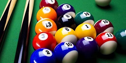 District 1 Billiards Tournament