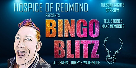 Bingo Blitz at General Duffy's Waterhole tickets