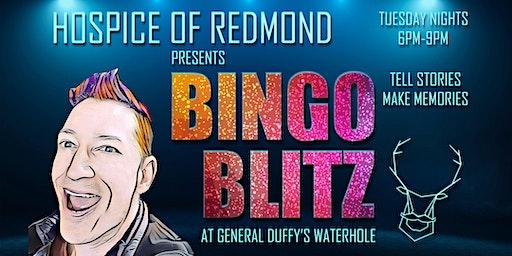 Bingo Blitz at General Duffy's Waterhole