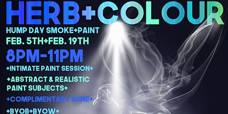 Herb+Colour Hump Day Smoke+Paint tickets