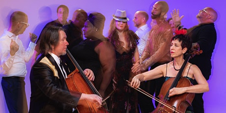 POSTPONED: Portland Cello Project: Purple Reign | Redstone Room tickets