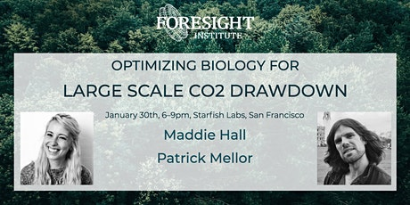 Optimizing Biology for Large Scale Carbon Drawdown tickets