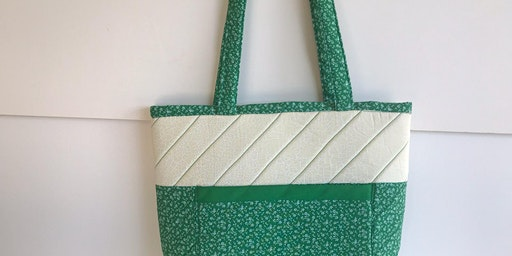 Beginning Sewing: Tote Bags