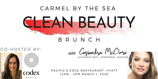 Clean Beauty Brunch  co-hosted by Codex Beauty