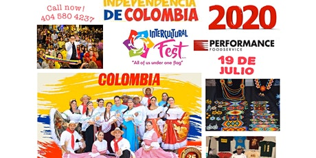 Festival  Independencia De Colombia En Atlanta tickets