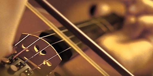 "Gospel Sing  - ""6 Strings & a Fiddle - David Potter & Mark Smith"""