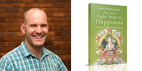 Eight Steps to Happiness with Mark Marcon - Wallsend Library tickets