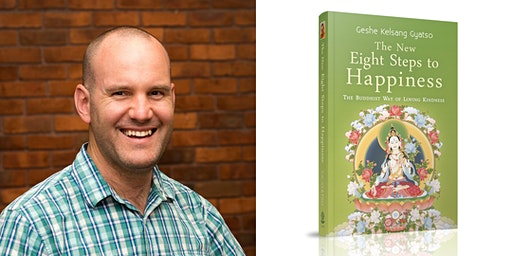 Eight Steps to Happiness with Mark Marcon - Wallsend Library