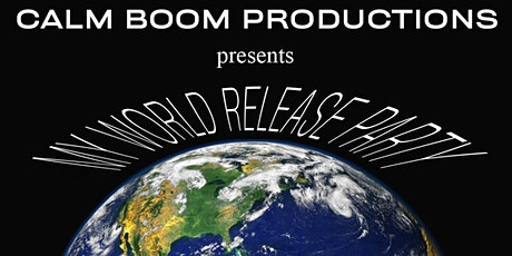 Calm Boom Productions Presents: JAV'S MY WORLD, The Release Party tickets