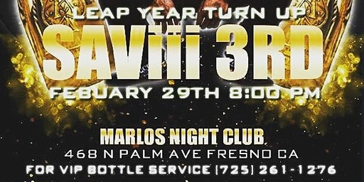 RAP CENTRAL PRESENTS SAViii 3RD