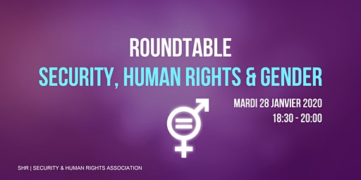 Roundtable: Security, Human Rights & Gender