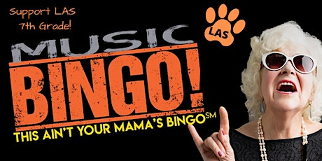 This Ain't Your Mama's Bingo - Music Bingo tickets