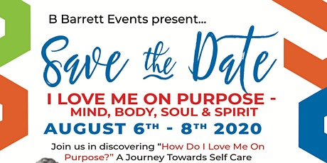 I Love Me on Purpose Conference tickets