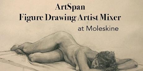 Figure Drawing Artist Mixer tickets