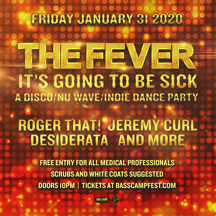 The Fever Disco Party image