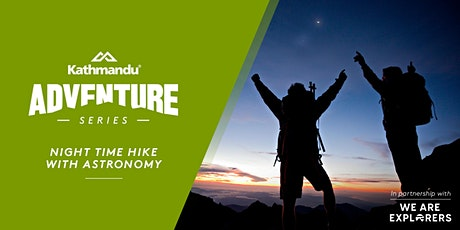 Adventure Series: Night Time Hike & Astronomy // SYD tickets