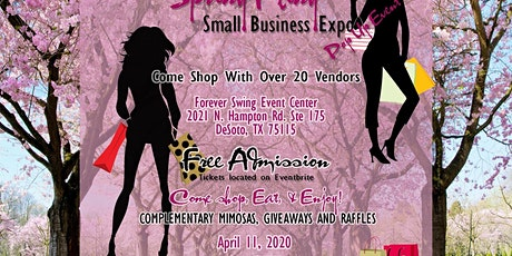 Spring Fling Small Business Expo tickets