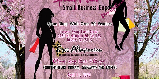 Spring Fling Small Business Expo