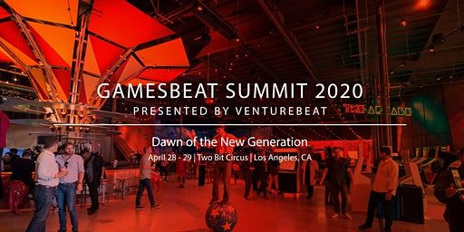 GamesBeat Summit 2020