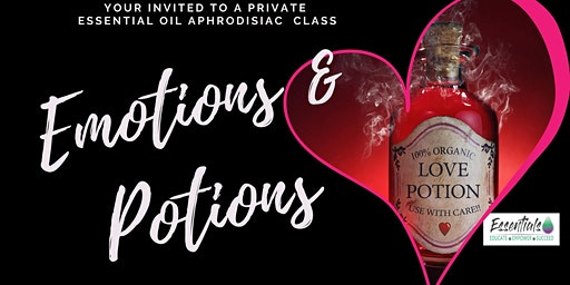 Ladies Night out - Emotions and Potions