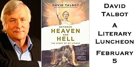 David Talbot Presents Between Heaven and Hell - A Literary Luncheon tickets