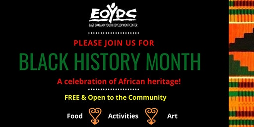 Black History Month: A Celebration of African Heritage at EOYDC