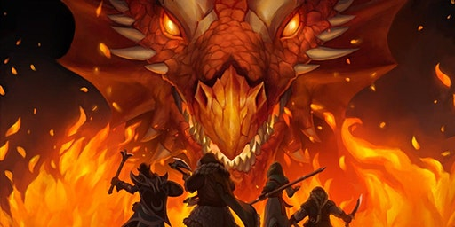 Intro to Dungeons and Dragons