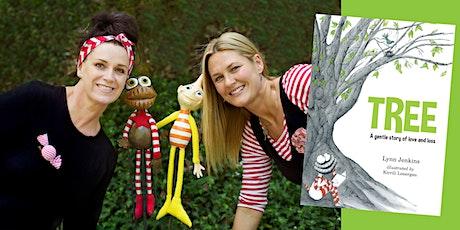 Book Lauch: Tree by Lynn Jenkins and Kirrili Lonergan - Newcastle Library tickets