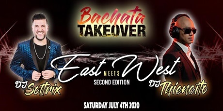 Bachata Takeover Ft. DJ Soltrix East Meets West tickets