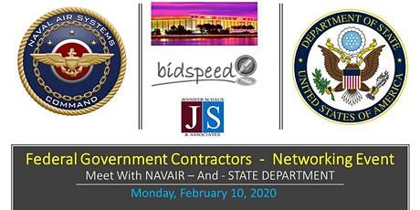 Federal Contractors - Post Holiday And New Year Soiree tickets