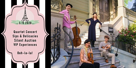 Parisian Musical Soirée to Benefit the Chamber Music Society of SF tickets