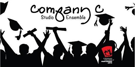 """Company C"" Studio Ensemble Graduation Ceremony & Dinner 2020 tickets"
