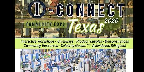 Community Expo - I Connect Texas 2020 tickets