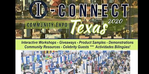 Community Expo - I Connect Texas 2020