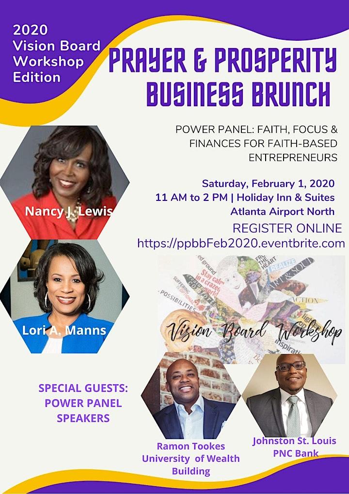 Prayer & Prosperity Business Brunch VI image