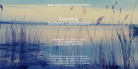 NAMI Marin Storytelling Series tickets