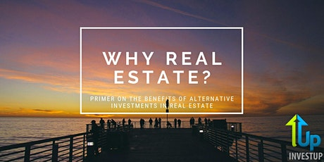 [WEBINAR]The Top Benefits of Real Estate Investing - For All Income Levels tickets