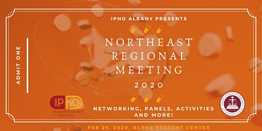 IPhO Northeast Regional Meeting (NERM) 2020 | Albany