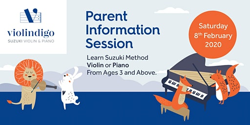 Violindigo Parent Information Session - February 2020