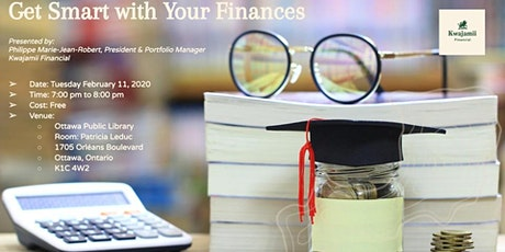 Get Smart with Your Finances tickets