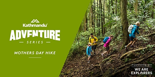 Adventure Series: Mother's Day Hike // SYD