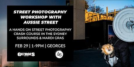Street Photography Workshop With Aussie Street tickets