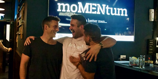 MoMENtum: Building Blocks To Being a Better Man