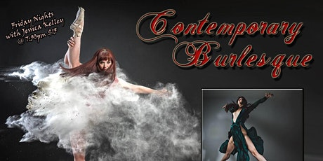 ONLINE ONLY Contemporary Burlesque with Jessica tickets