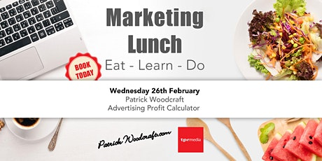Marketing Lunch - Brisbane tickets