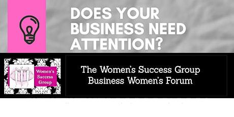 Women's Success Group -  Business Women's Forum tickets