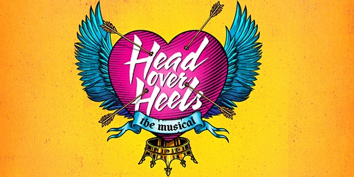 Four Rivers Drama Presents HEAD OVER HEELS