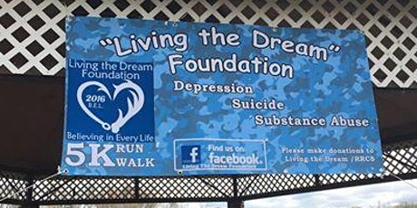 Living the Dream 5K Run and Walk for Hope tickets