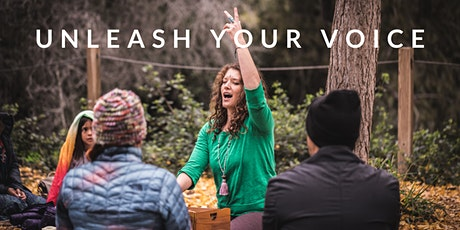 Unleash your Voice @ Riffs Yoga Studio Ocean Beach tickets